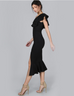 Women Black Party Dress -Women Dress