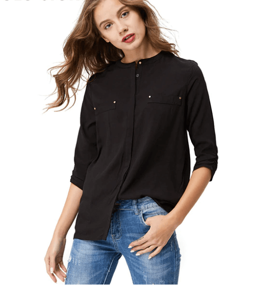 Women Casual Blouse -Women Blouse