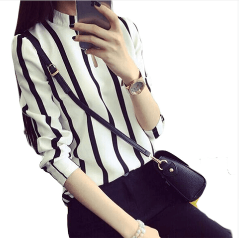 Women Chiffon Blouse -Women Blouse