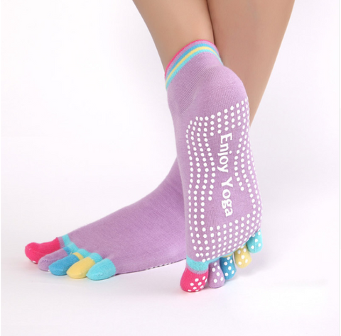 Women Colorful Yoga Socks -Yoga Socks