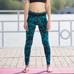 Women Elastic Skins Leggings -Yoga Pants