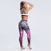 Women Floral Fitness Leggings -Yoga Pants
