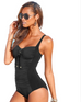 Women High Cut Beach Swimsuit -women swimsuits