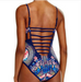 Women Hollow Cut Out Swimsuit