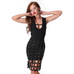 Women Hollow-Out Dress -dresses