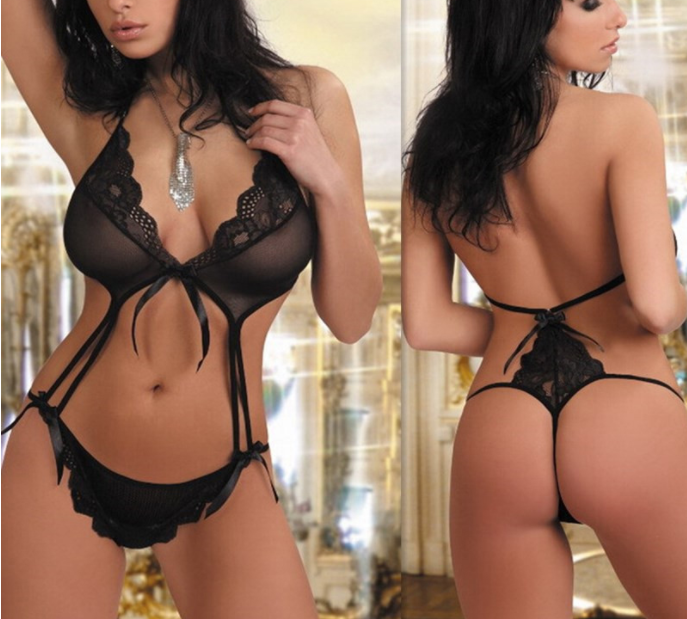 Women Hot Sexy Bra Set