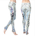 Women Jelly Fish Yoga Pants