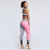 Women Letter Print Leggings -Yoga Pants