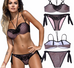 Women Mesh Bikini Swimsuit -Women Swimsuits