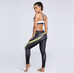 Women Mid Waist Leggings -Yoga Pants