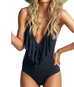 Women New Off The Shoulder Swimsuit -Women Swimsuits