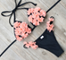 Women New Push Up Swimsuit -Women Swimsuits