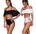 Women New Ruffle Swimsuit -women swimsuits