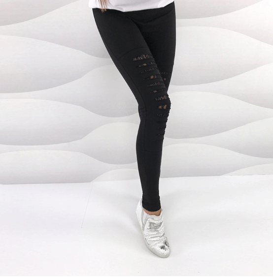 Women New Sexy Mesh Leggings -women leggings