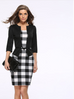 Women Office Work Dress -Women Dress