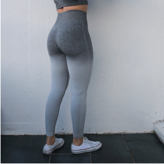 Women Ombre Seamless Leggings -women leggings