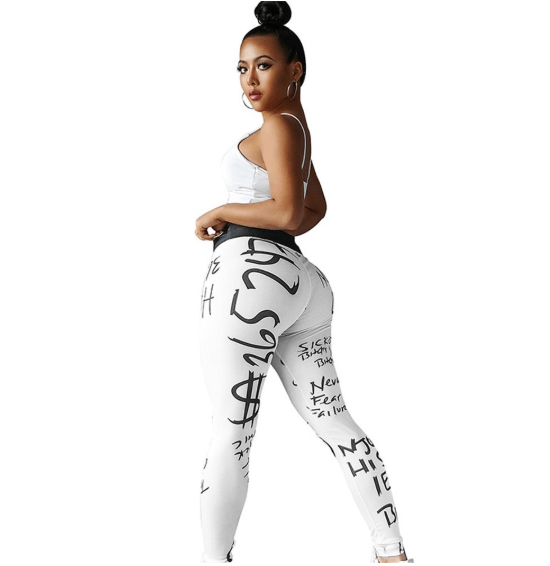 Women Sexy Ankle-Length Leggings -women leggings