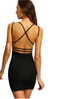 Women Sexy Crisscross Dress -women swimsuits
