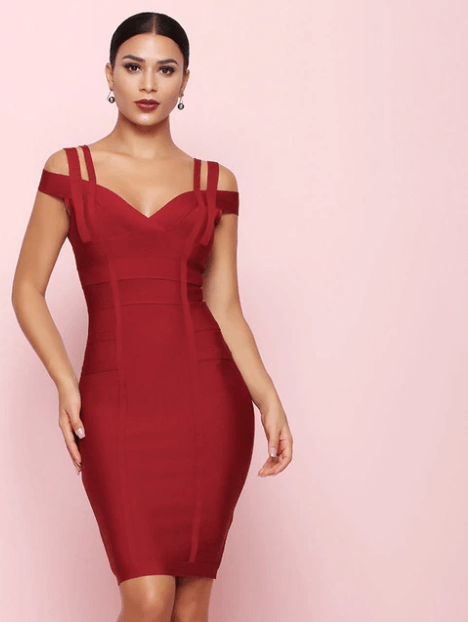 Women Sexy Evening Party Dress -women dresses