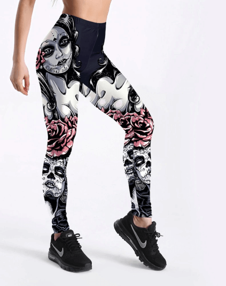 Women Sexy Gothic Leggings -women leggings