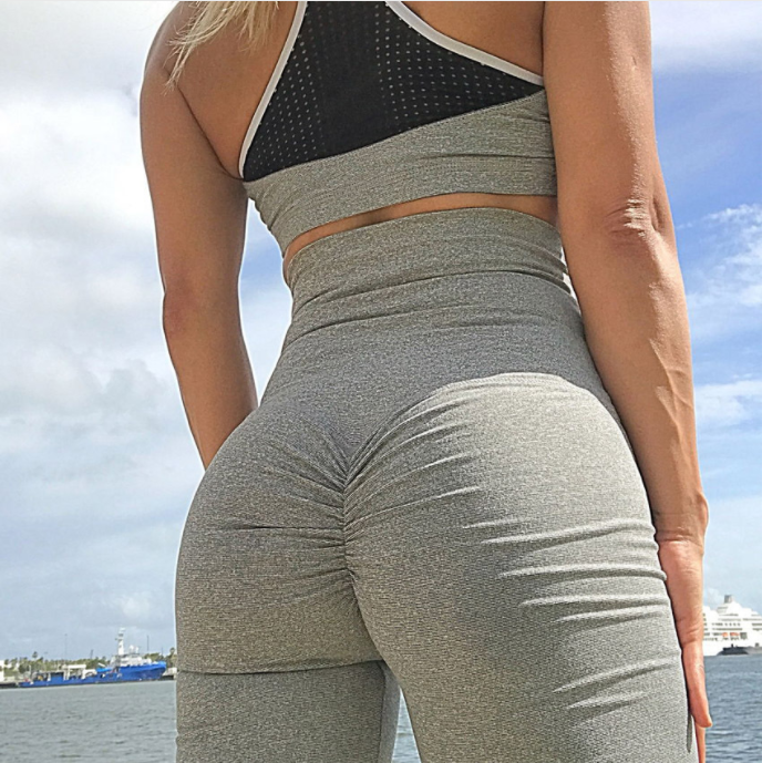 Women Sexy High Waist Leggings -Yoga Pants