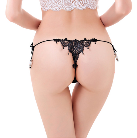 Women Sexy Low Waist Thong -Women Underwears