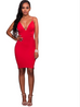 Women Sexy New V-Neck Dress -Women Dress