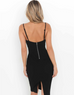Women Sexy Party V-Neck Dress -Women Dress