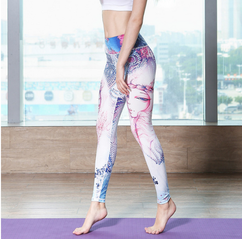 Women Sexy Stretched Leggings -Yoga Pants