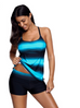 Women Sexy Tankini Swimsuit -