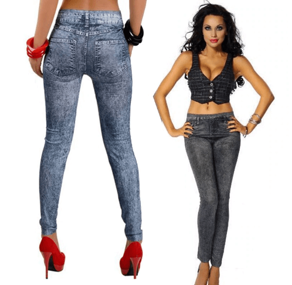 Women Skinny Denim Leggings -women leggings