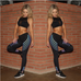 Women Slim Fashion Leggings -Yoga Pants