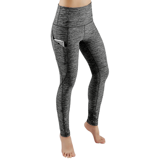 Women Slim Pocket Leggings -women leggings