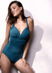 Women Solid Beach Swimsuit -women swimsuits