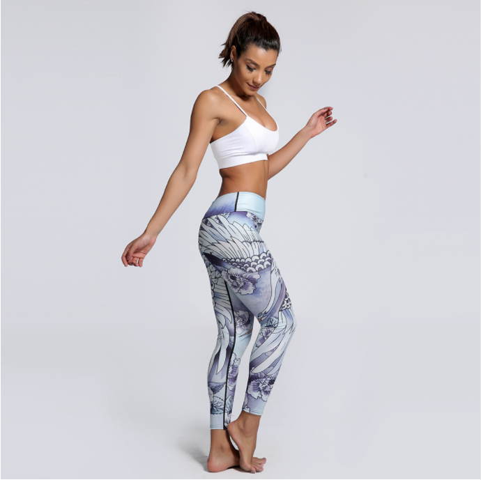 Women Summer Compress Leggings -Yoga Pants