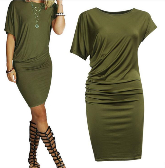 Women Summer Fashion Dress -Women Dress