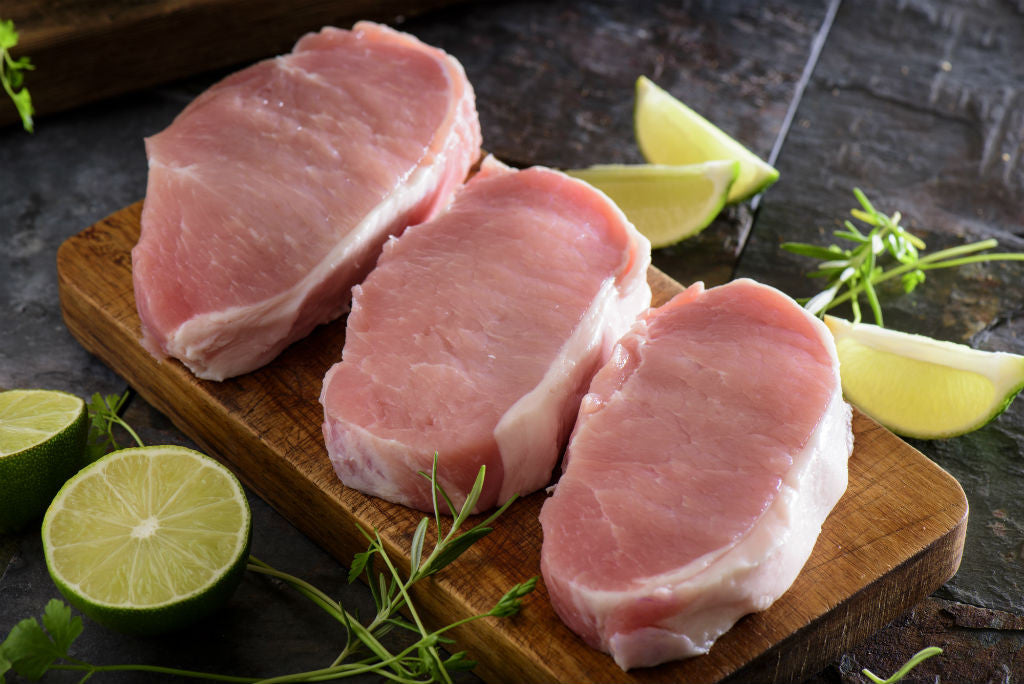 5 lb. Boneless Pork Chops