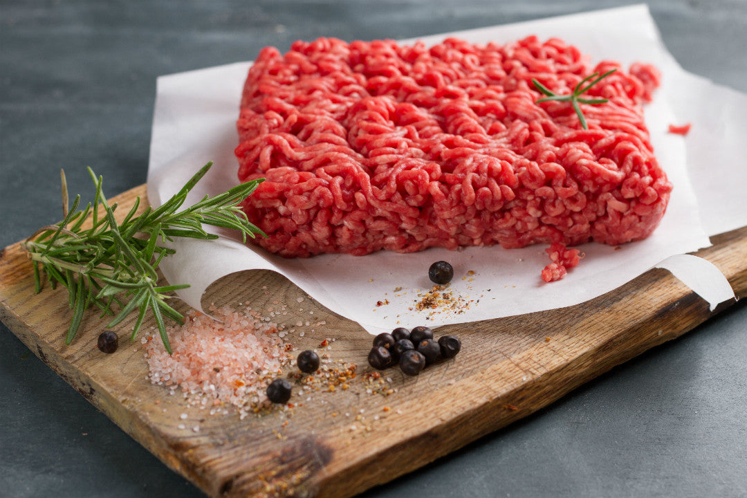 50 lbs Lean Ground Beef