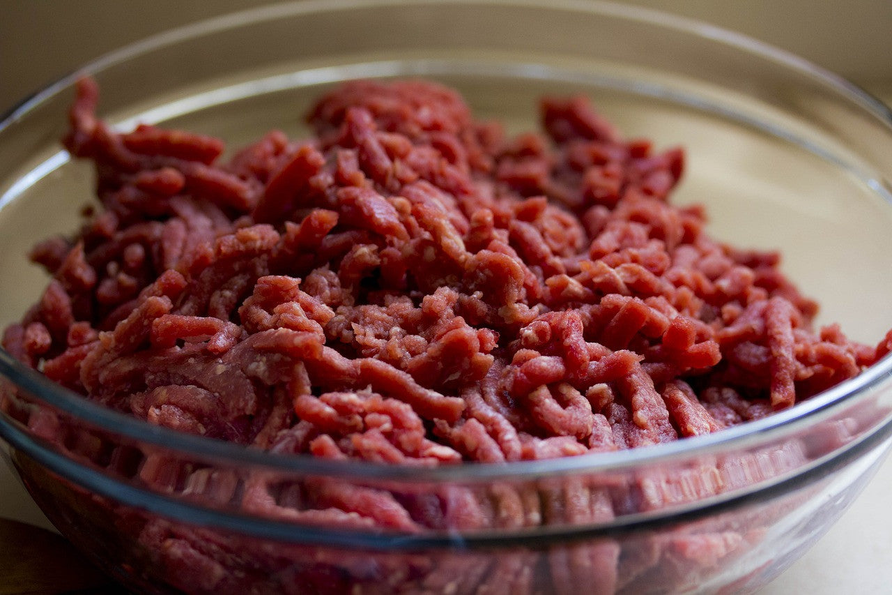 5 lbs Lean Ground Beef