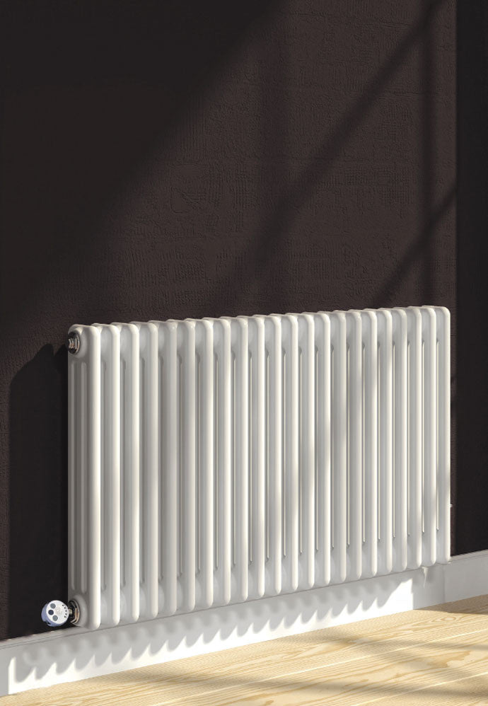 REine electric column radiator