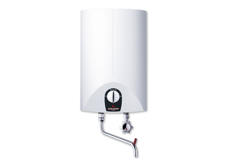 Water Heater with Tap - Over Sink - Open Vented