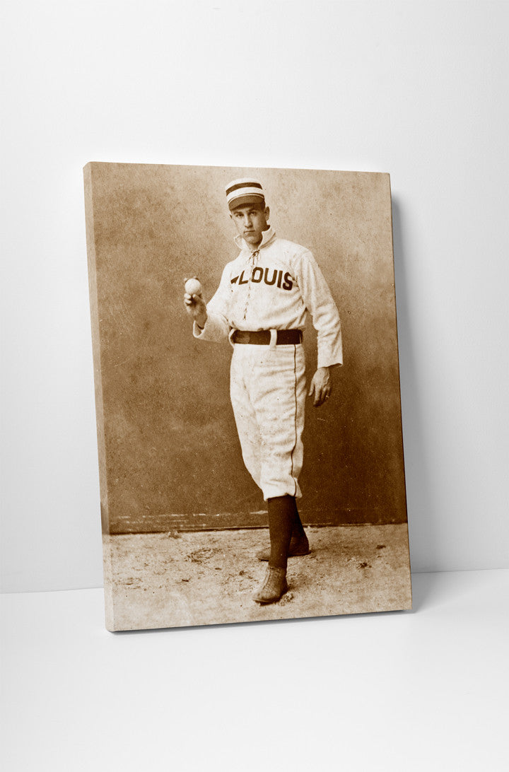 St. Louis Browns, Icebox Chamberlain, 1888