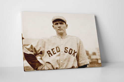 Boston's Smoky Joe Wood, 1912