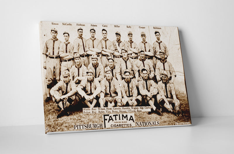 1913, Pittsburgh Pirates