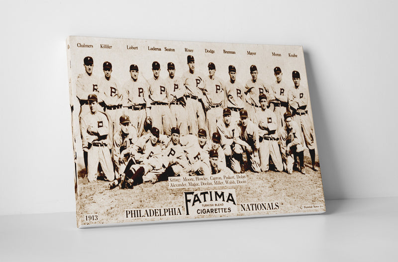 1913, Philadelphia Phillies