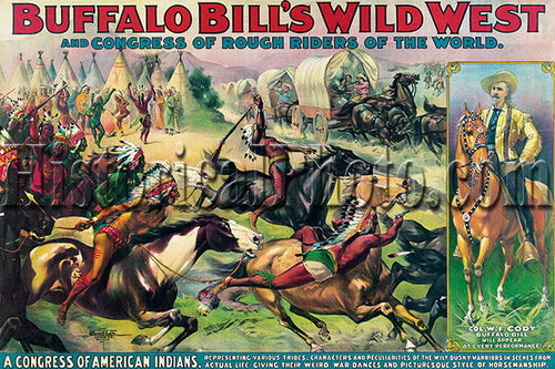 Buffalo Bill's: Congress of American Indians