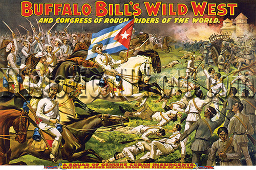 Buffalo Bill's: Cuban Insurgents