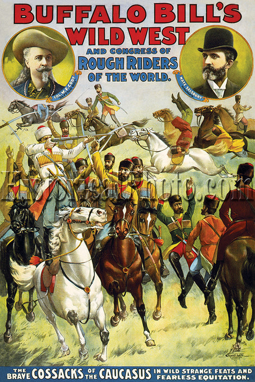 Buffalo Bill's: The Brave Cossacks