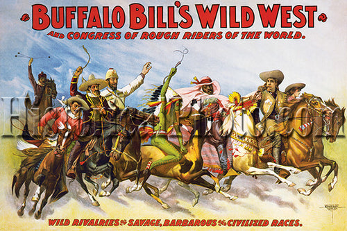 Buffalo Bill's: Wild Rivalries