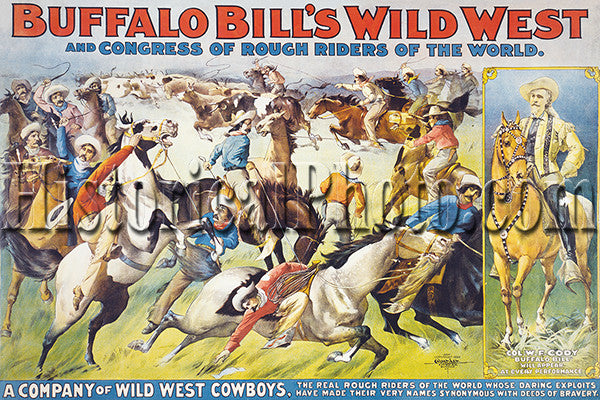Buffalo Bill's Wild West Cowboys